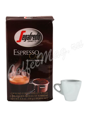 Кофе Segafredo молотый Espresso Casa 250 гр