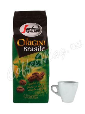 Кофе Segafredo молотый Le Origini Brasile 250 гр
