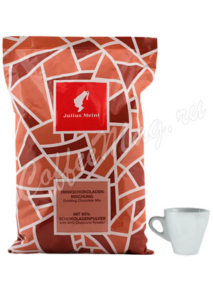 Горячий шоколад Julius Meinl Drinking Chocolate Powder 1 кг