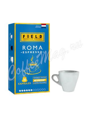 Кофе в капсулах Field Premium Coffee Roma Espresso для системы Nespresso (5 гр - 10 шт)