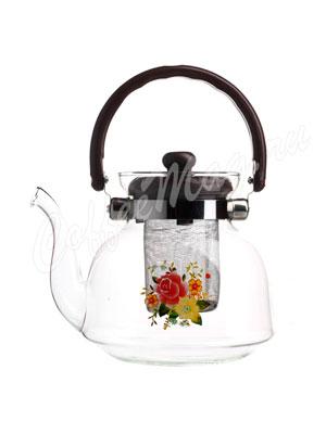 Чайник стеклянный Kelly KL-3005 0,6 л.