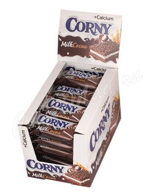 Батончики Мюсли Corny Milk Cocoa