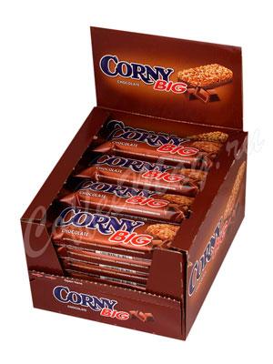 Батончики Мюсли Corny Big с молочным шоколадом