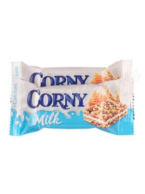 Батончики Мюсли Corny Milk с медом