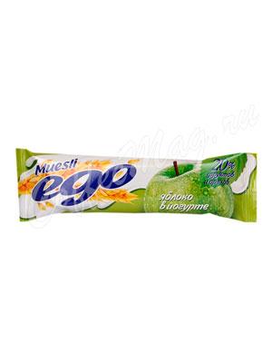 Батончики Мюсли Ego Яблоко в йогурте