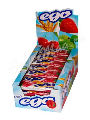 Батончики Мюсли Ego Малина в йогурте