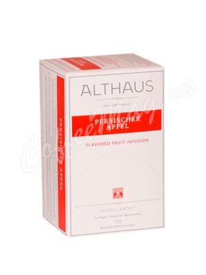 Чай Althaus Persischer Apfel Персидское яблоко 20 пак.