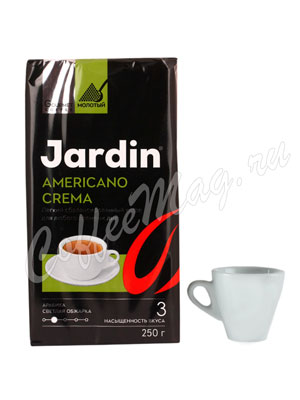 Кофе Jardin молотый Americano Crema 250 гр