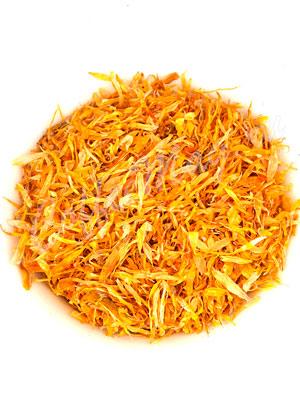 Травяной чай Календулы лепестки