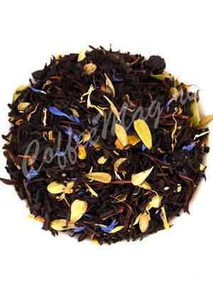 Черный Алтайский чай