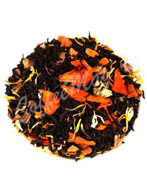 Черный чай Поцелуй Гейши