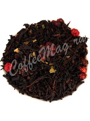 Черный чай с Клюквой