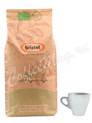 Кофе Bristot в зернах Biovita 1 кг