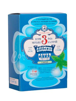 Сахар с мятой Bionik 330 гр