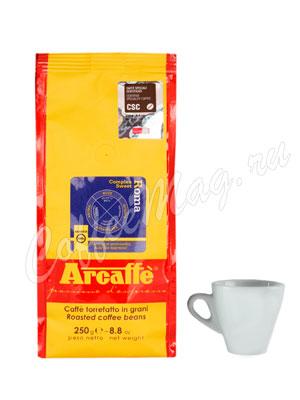 Кофе Arcaffe в зернах Roma 250 гр