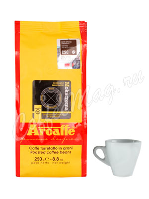 Кофе Arcaffe в зернах Mokacrema 250 г