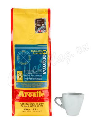 Кофе Arcaffe в зернах Gorgona 500 гр