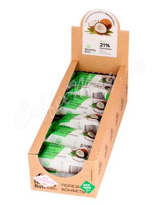 Конфеты Healthy Ball Протеин с кокосом