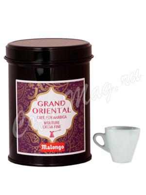 Кофе Malongo молотый для турки 125 г