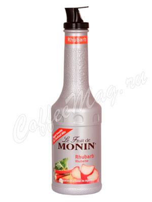 Фруктовое пюре Monin Ревень 1 л