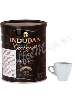 Кофе Santa Domingo Induban Gourmet Молотый 283 гр