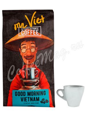 Кофе Mr Viet в зернах доброе утро 500 г