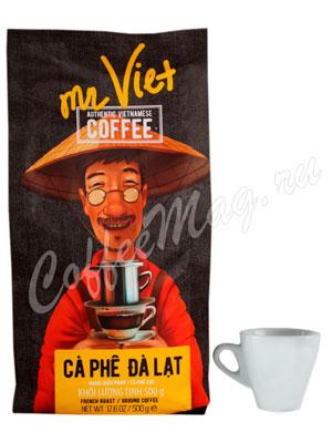 Кофе Mr Viet молотый Cafe Dalat 500 г