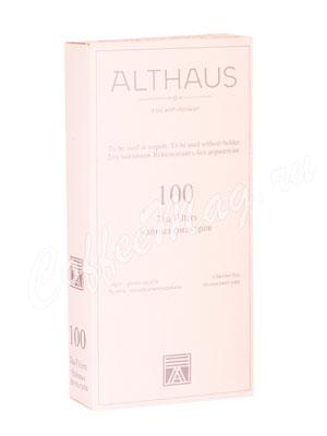 Одноразовые фильтры для чая Althaus