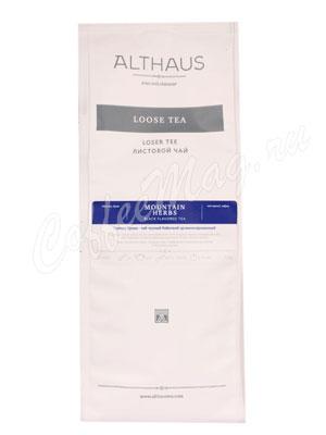 Чай Althaus листовой Mountain Herbs Горные Травы 250г