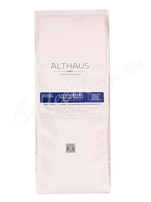 Чай Althaus листовой Strawberry Cream Ameli/Амели Клубника со Сливками
