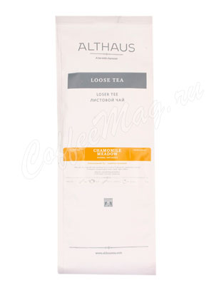 Чай Althaus лист Chamomile Meadow Ромашковый луг 75г
