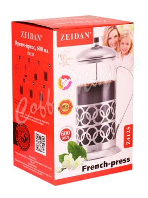 Френч-пресс Zeidan (Z-4125) 600 мл
