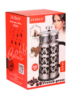 Френч-пресс Zeidan (Z-4144) 600 мл