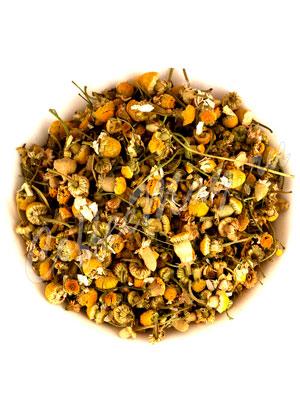 Травяной чай Цветки ромашки