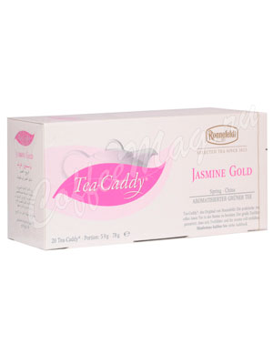 Чай Ronnefeldt Jasmine Gold/Жасмин Голд в сашете на чайник (Tea Caddy)