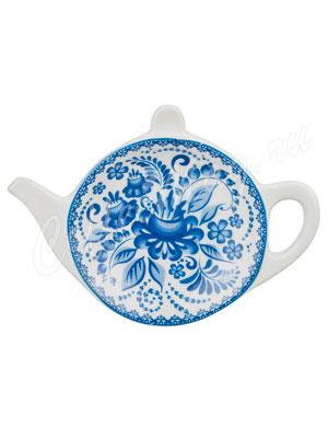 Подставка под чайный пакетик Lefard Гжель (69-2479)