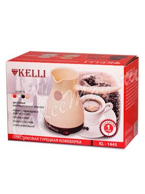 Турка электрическая Kelli KL-1445 600 мл