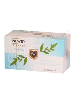 Чай пакетированный Newby Вербена 25 шт