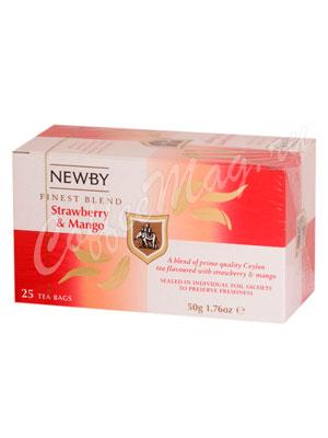 Чай Newby Фруктовый