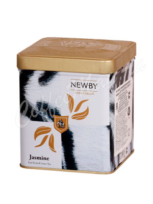 Листовой чай Newby Жасмин 125 гр