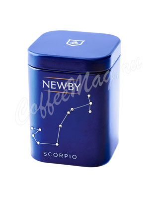Коллекционный чай Newby Скорпион