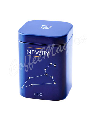 Коллекционный чай Newby Лев