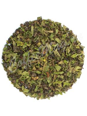 Чай Ronnefeldt Bio Grune Oase/ Зеленый Оазис Био 100 гр