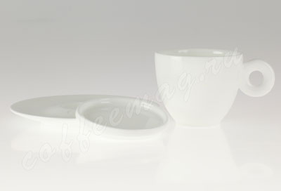 Чашка Illy Бон Чайна 170 мл капучино