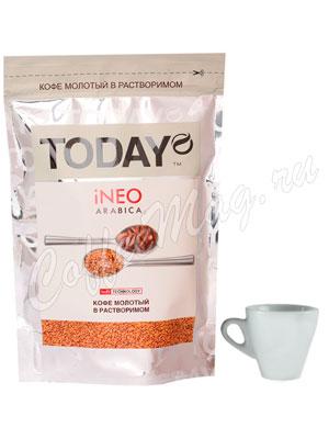 Кофе Today (Тудей) растворимый In-Fi 150 гр