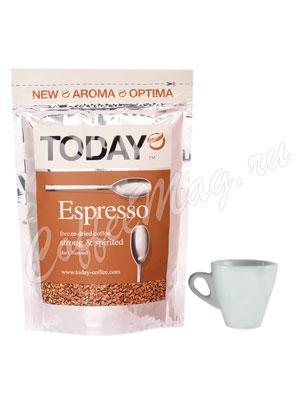 Кофе Today растворимый Espresso 75 г