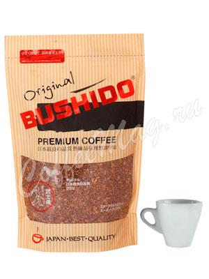 Кофе Bushido растворимый Original 75 гр (пакет)