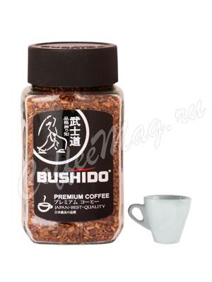 Кофе Bushido растворимый Black Katana 50 г