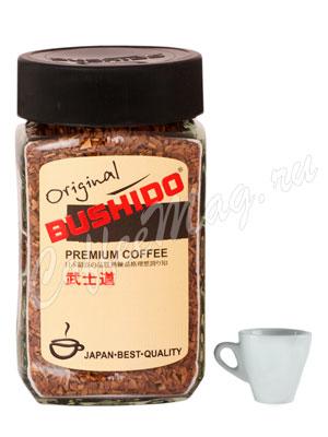 Кофе Bushido растворимый Original 100 г