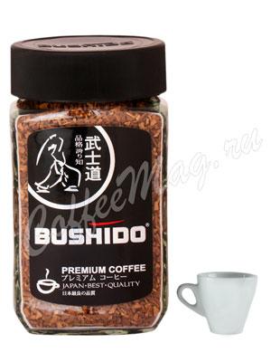 Кофе Bushido растворимый Black Katana 100 г
